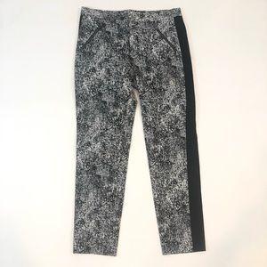 Rebecca Taylor Trouser Pants White Black